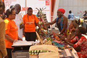 Hon. Lamin Jobe takes a Tour