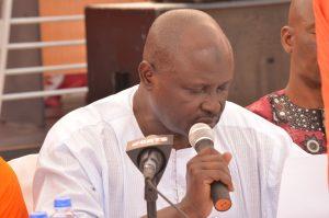 Honorable Lamin Jobe Minister of Trade