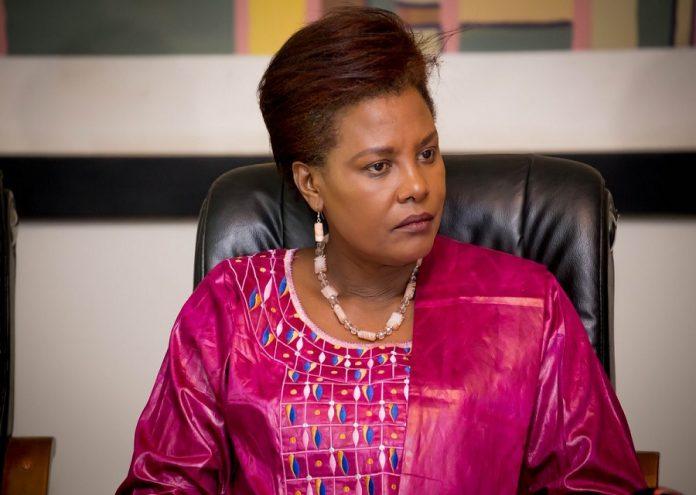 Ms. Seraphine Wakana