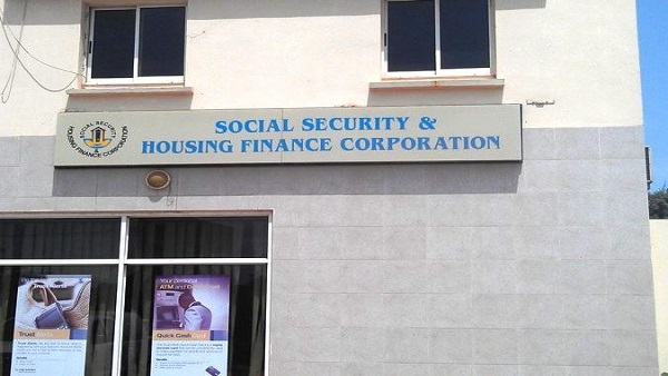 The pension increment at the Social Security  & Housing Finance Corporation is a farce