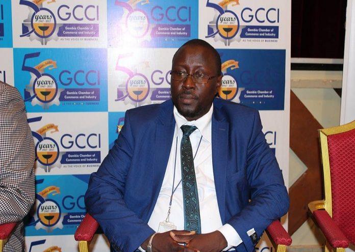 Dr. Gibril Jaw executive Director NAQAA 1