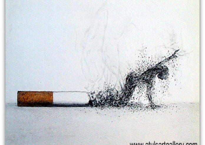 cigarate