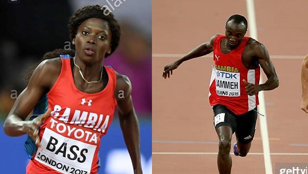 Gambian Olympians  Keep Shape Despite  Covid-19 Hibernation