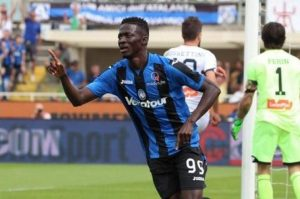 Musa Barrow has been short listed as one of the Worldu2019s best young players.