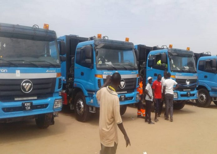 kmc truck