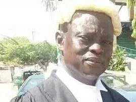 lawyer Lamin J Darboe