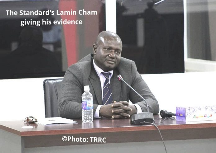 lamin cham