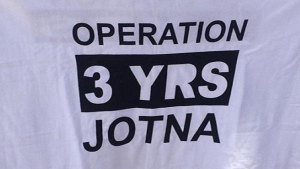 three year jotna