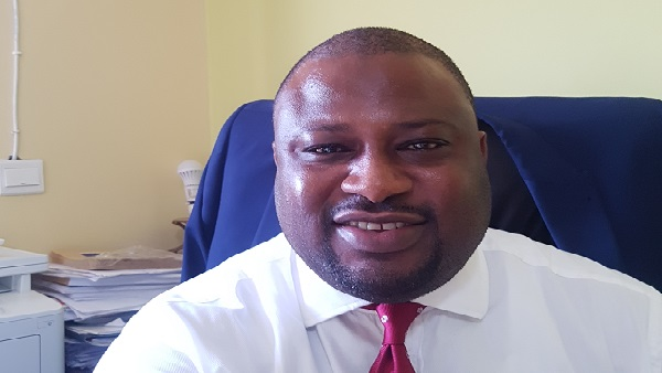 Lawyer Abdoulie Fatty pic
