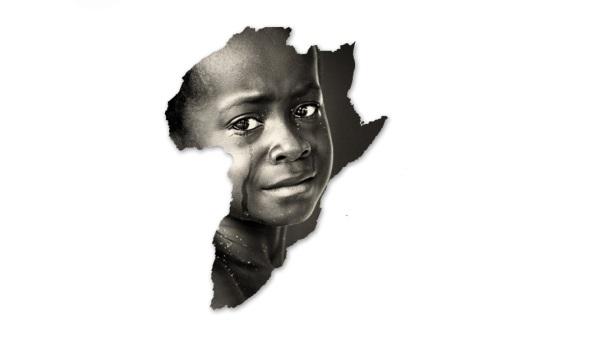crying coast of Africa