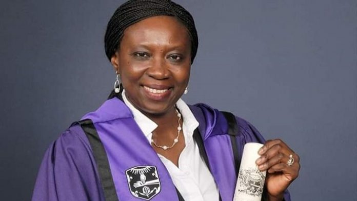 Dr Ramou Njie