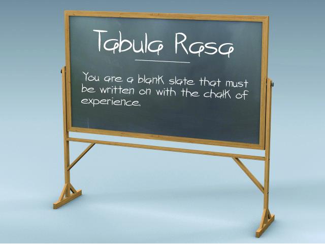 Tabula Rasa – The Standard Newspaper
