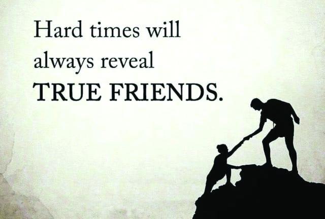 True Friends 100