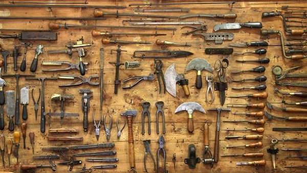 one eyeland old tools by huub keulers 100740
