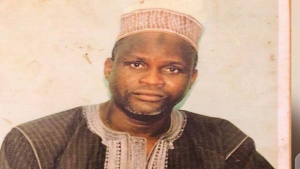 Alhaji Soriba Jabbi, founder and first  president, Gambia Supreme Islamic Council