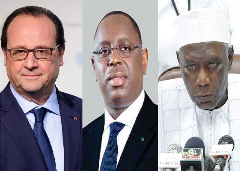 Blame France, Senegal, our Judases and IEC for the  illegal military occupation of Gambia- not Sam Sarr