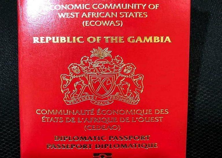 Diplomatic passport scandal reaches court