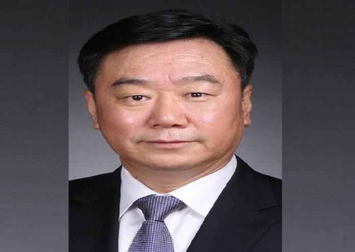 Chinese Ambassador H.E. Ma Jianchun