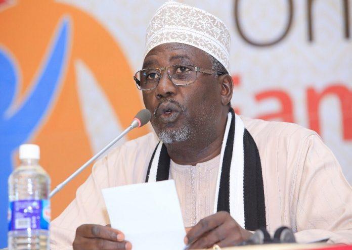 Dr Ousman Jah