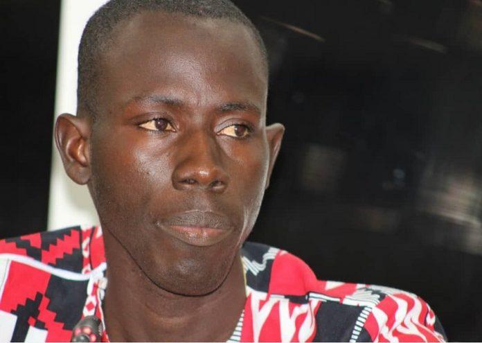 Ebrima Njie Prison warden