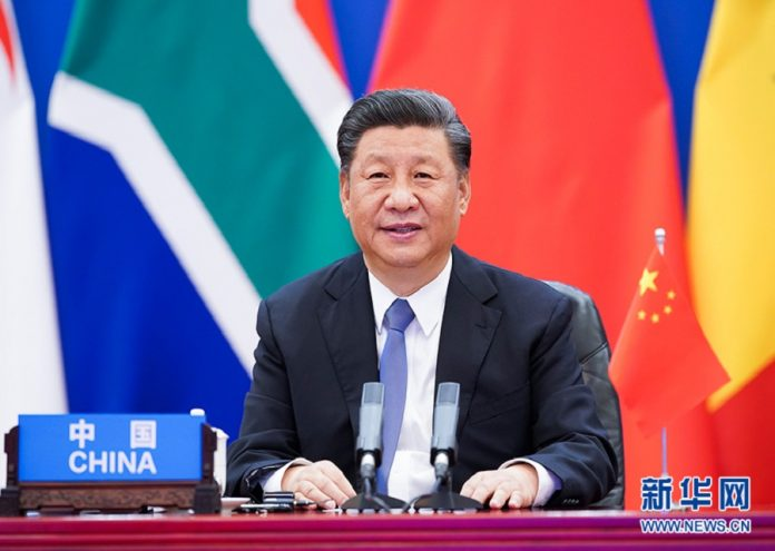 H.E. Chinese President Xi Jinping
