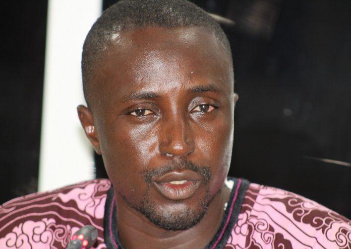 Malang Tamba Prison officer