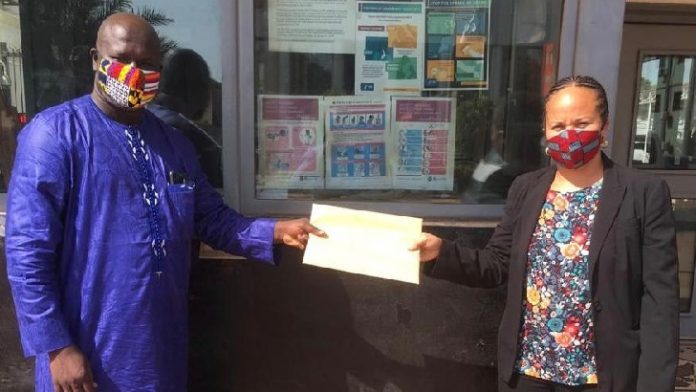 Submitting Petition to US Embassy 2