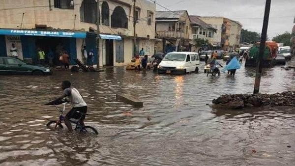 Banjul floods