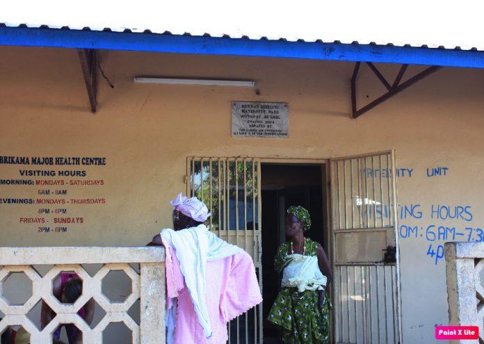 brikama health center