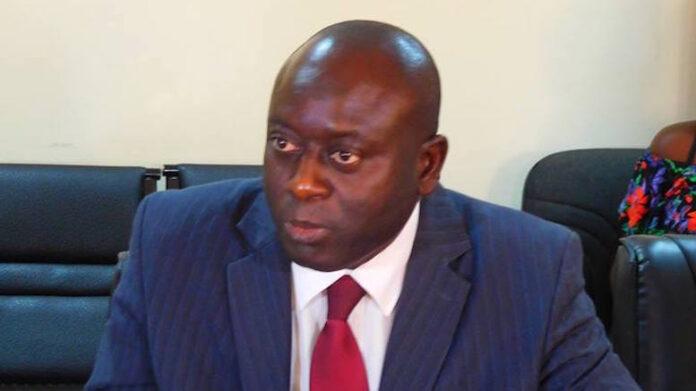 Ebrima Sillah gambia info minister