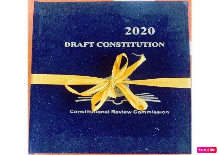 draft constituion