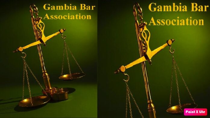 gambia bar association