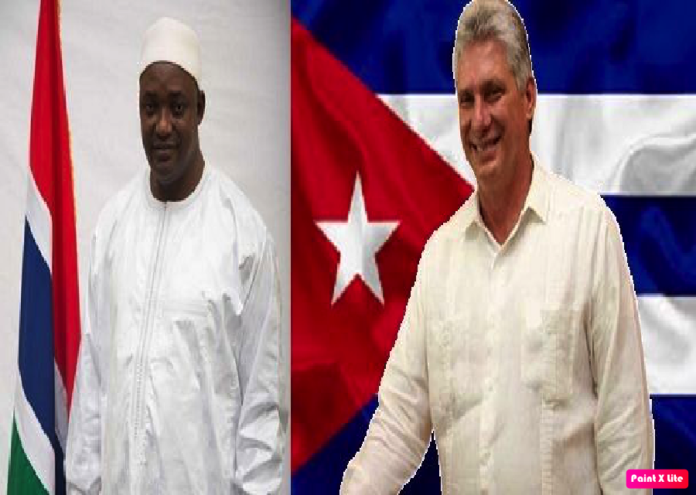 Cuba Presient