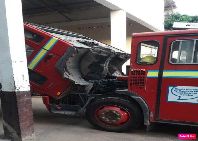 bakau Fire service